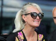 Laeticia Hallyday : Une heureuse nouvelle à peine arrivée à Paris