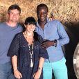 """Florent et sa compagne ont rencontré Pierre et Frédérique. Ces candidats de """"L'amour est dans le pré"""" se sont vus en juin 2020."""