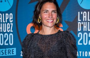 """Alessandra Sublet : Ses enfants font """"l'école buissonnière"""""""