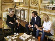 """Emmanuel Macron : Heureux de son """"adoption"""" avec Brigitte, lance un cri du coeur"""