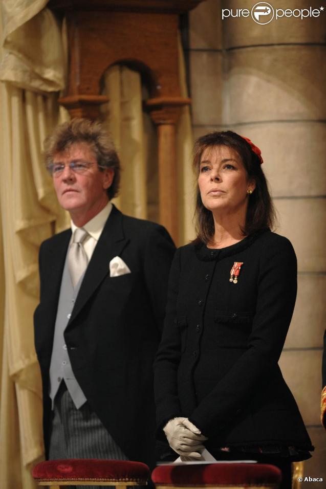 Caroline Grimaldi et Ernst-August de Hanovre