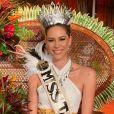 Matahari Bousquet, Miss Tahiti 2019, se présentera à l'élection Miss France 2020 le 14 décembre 2019.