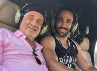 Jean-Paul Belmondo au top à Saint-Tropez : virée en hélicoptère