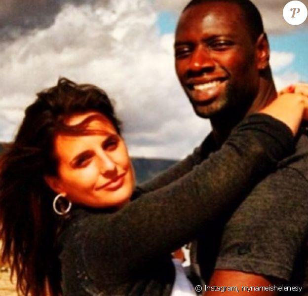 Hélène, la femme d'Omar Sy, a fêté leurs 13 ans de mariage sur Instagram le 6 juillet 2020.