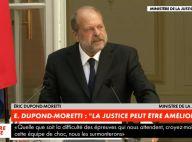 Eric Dupond-Moretti ému au ministère, pour sa mère qui a fui la misère