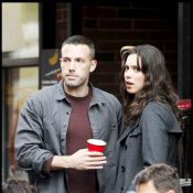 Ben Affleck toujours aussi séducteur... avec la ravissante Rebecca Hall ! Warning Jennifer !!!