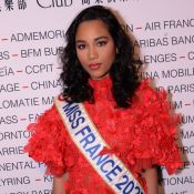 Clémence Botino, son immeuble en feu : Miss France a failli sauter dans le vide