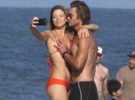 Chad Michael Murray (Les Frères Scott) : Sexy à la plage avec femme et enfants