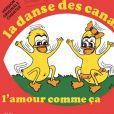 """J. J. Lionel, de son vrai nom Jean-Jacques Blairon, interprétait """"La danse des canards"""" en 1981."""