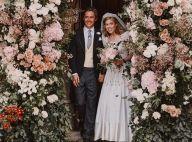 Princesse Beatrice dans sa robe de mariée très symbolique, les premières photos