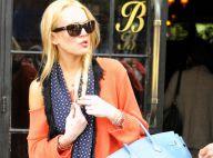 Lindsay Lohan : voilà qu'elle s'habille en couleurs maintenant... On aura vraiment tout vu !