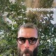 Benoît Paire a provoqué une nouvelle fois Marion Bartoli sur Instagram le 19 juillet 2020, en fumant une chicha à Saint-Tropez.