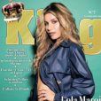 """Lola Marois fait la couverture du nouveau numéro du magazine """"King"""""""