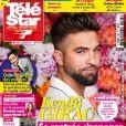 Couverture du nouveau numéro de Télé Star, paru le lundi 27 juillet 2020