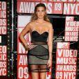 MTV Video Music Awards 2009, le 13 septembre à New York : Whitney Port ( The Hills ), nue en haut et transparente pour le reste...