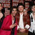 MTV Video Music Awards 2009, le 13 septembre à New York : les All-American Rejects en ont pris plein les mirettes !