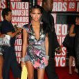 MTV Video Music Awards 2009, le 13 septembre à New York : Cassie