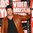 MTV Video Music Awards 2009, le 13 septembre à New York : Gerard Butler, au paradis des décolletés...