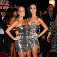 MTV Video Music Awards 2009, le 13 septembre à New York : Kristin Cavallari et Katy Perry