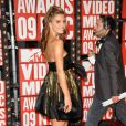 MTV Video Music Awards 2009, le 13 septembre à New York : Maria Menounos