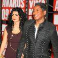MTV Video Music Awards 2009, le 13 septembre à New York : Jermaine Jackson et son amie