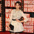MTV Video Music Awards 2009, le 13 septembre à New York : Alexa Chung