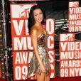 MTV Video Music Awards 2009, le 13 septembre à New York : Katy Perry est repartie bredouille malgré sa tenue alléchante