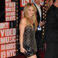 MTV Video Music Awards 2009, le 13 septembre à New York : Shakira, en Balmain
