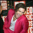 MTV Video Music Awards 2009, le 13 septembre à New York : Tyson Ritter des AAR, qui ont interprété  Gives you hell  en live