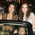 MTV Video Music Awards 2009, le 13 septembre à New York : rien de tel qu'une virée avec les copines pour finir cette soirée new-yorkaise, pour Leighton Meester !