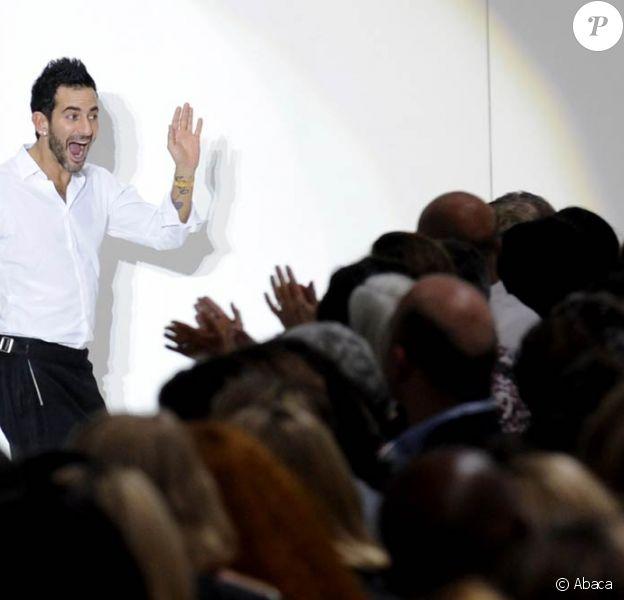 Marc Jacobs à la Fashion Week de New York, le 14 septembre 2009