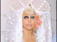 Lady Gaga : après le look dark version Morticia Addams... elle s'est pris pour un ange déluré !
