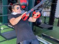 Patrick Bruel : Tractions, barre de muscu... Motivé pour sa remise en forme