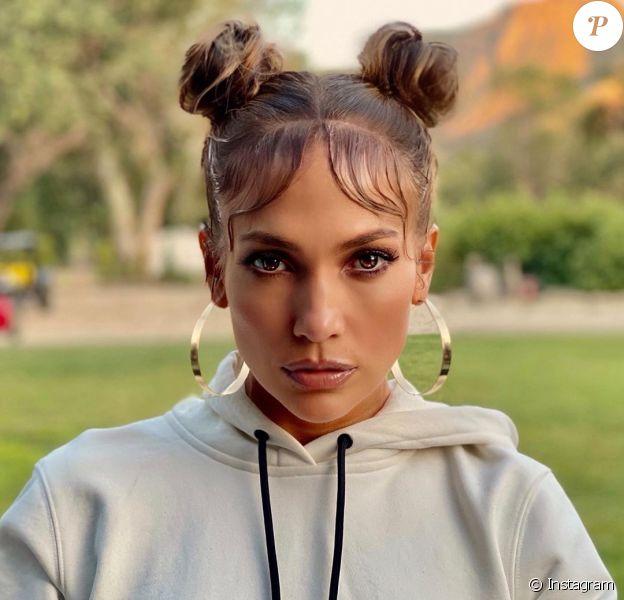 Jennifer Lopez le 17 juillet 2020 sur Instagram.