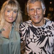 Nagui et sa femme amoureux à Ramatuelle, face à François Berléand