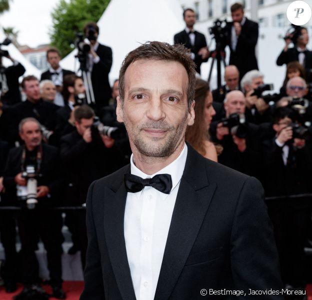 """Mathieu Kassovitz - Montée des marches du film """"A Hidden Life"""" lors du 72e Festival International du Film de Cannes. Le 19 mai 2019 © Jacovides-Moreau / Bestimage"""