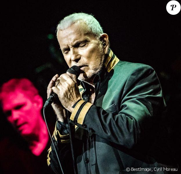 Exclusif - Bernard Lavilliers en concert à la Salle Pleyel à Paris. Le 6 octobre 2018 © Cyril Moreau / Bestimage
