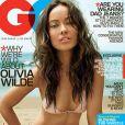 Olivia Wilde, torride en couverture de  GQ  !