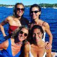 Alessandra Sublet en vacances entre copines - Instagram, 8 août 2020