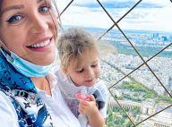"""Julia Paredes : """"J'espère avoir un deuxième bébé avec Maxime"""" (EXCLU)"""