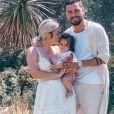 Carla Moreau, Kevin Guedj et Ruby posent sur Instagram, le 21 juin 2020