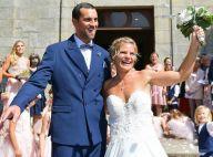 Eugénie Le Sommer mariée : cérémonie en Bretagne, aux sons des binious