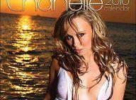 La ravissante Chanelle Hayes en tenue d'Eve... c'est vraiment très hot !