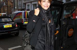 Emma de Caunes : Une Frenchy déjà sur place pour... la Fashion Week de Londres !