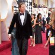 Brad Pitt arrive à la 92e cérémonie des Oscars 2020, le 9 février 2020.