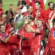 Le Bayern de Munich remporte la finale de la ligue des Champions UEFA 2020 à Lisbonne en gagnant 1-0 face au PSG (Paris Saint-Germain), à Lisbonne au Portugal le 23 août 2020. © Imago / Panoramic / Bestimage