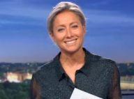 Anne-Sophie Lapix taquine avec Thomas Sotto : sa drôle de remarque en plein JT