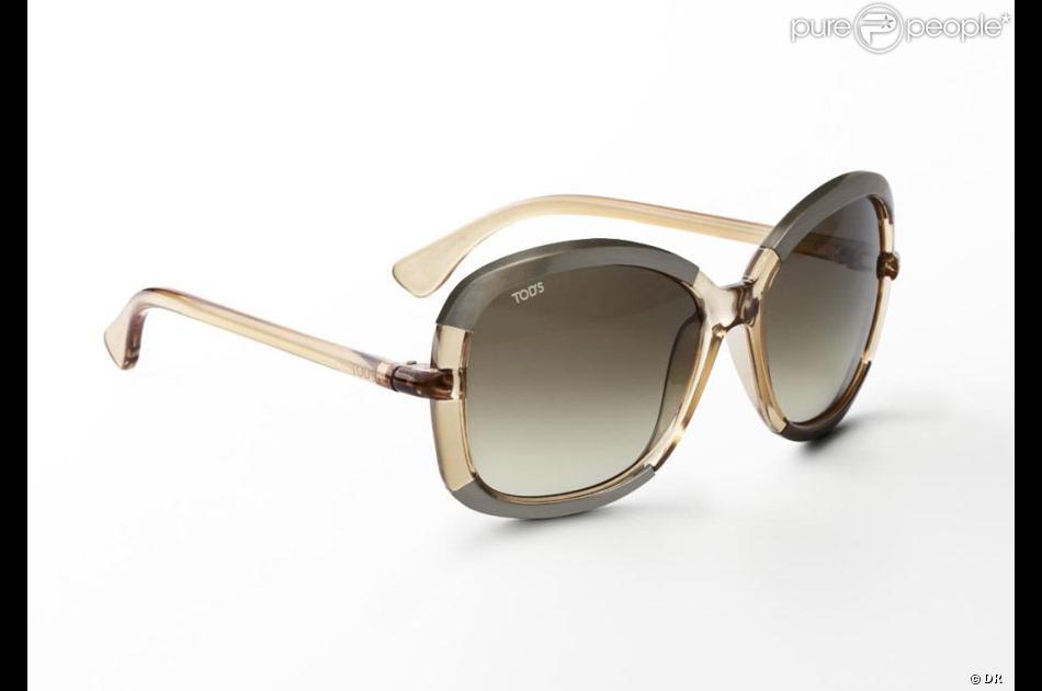 nouvelles lunettes de soleil tod 39 s mod le pour femme 280. Black Bedroom Furniture Sets. Home Design Ideas
