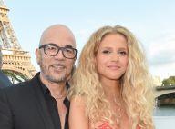 Pascal Obispo et sa femme Julie enlacés, une rentrée pleine de surprises