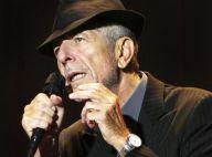 Leonard Cohen : victime d'un grave malaise en plein concert... Il est sorti de l'hôpital ! (réactualisé)